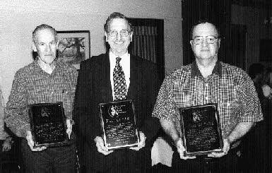 L to R: Curtis Comer Sr., Ronnie Garmon, Glenn McNeal